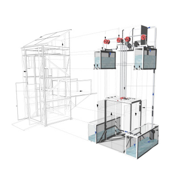 Bulgherini ascensori for 03 mobili pesaro